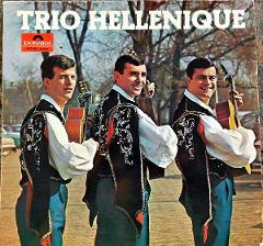 Trio Hellenique in 1965