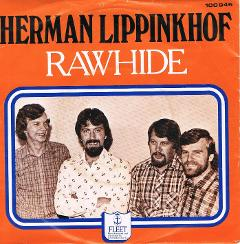 Single cover 'Rawhide', 1979