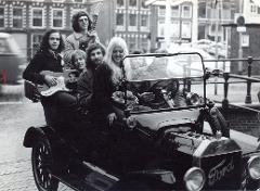 Continental Uptight Band in 1972