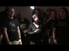"Vortex Studio report 2010 The Choir from Hell total damnation ""Drink Bat Blood"""